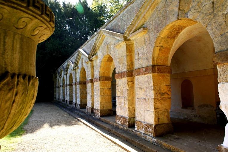 The Praeneste at Rousham