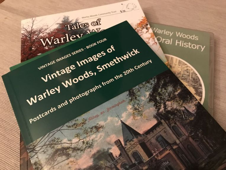 Warley Woods guide books and video