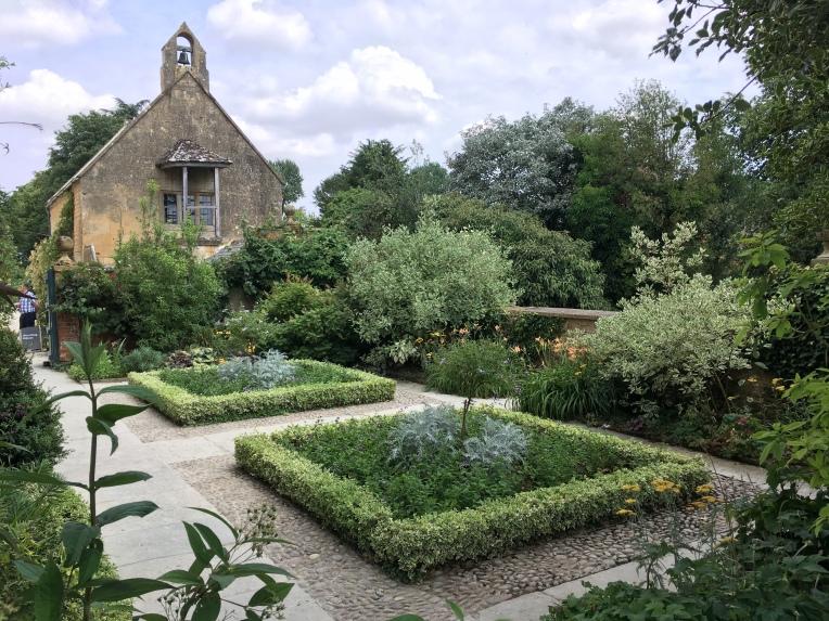 The garden at Hidcote Manor