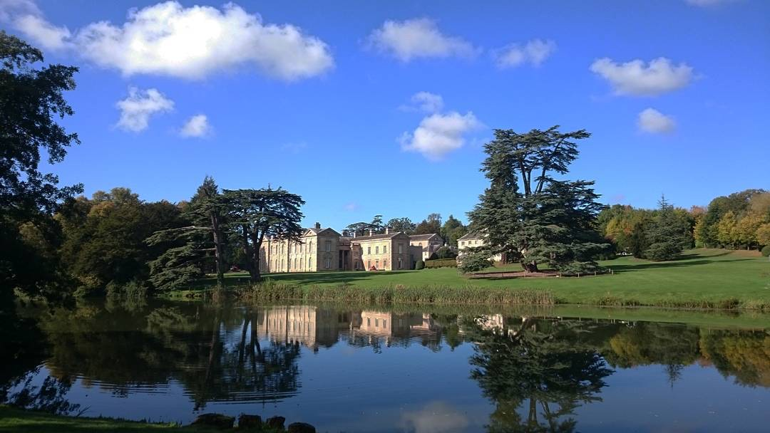 The classic Compton Verney view, by Gary Webb.