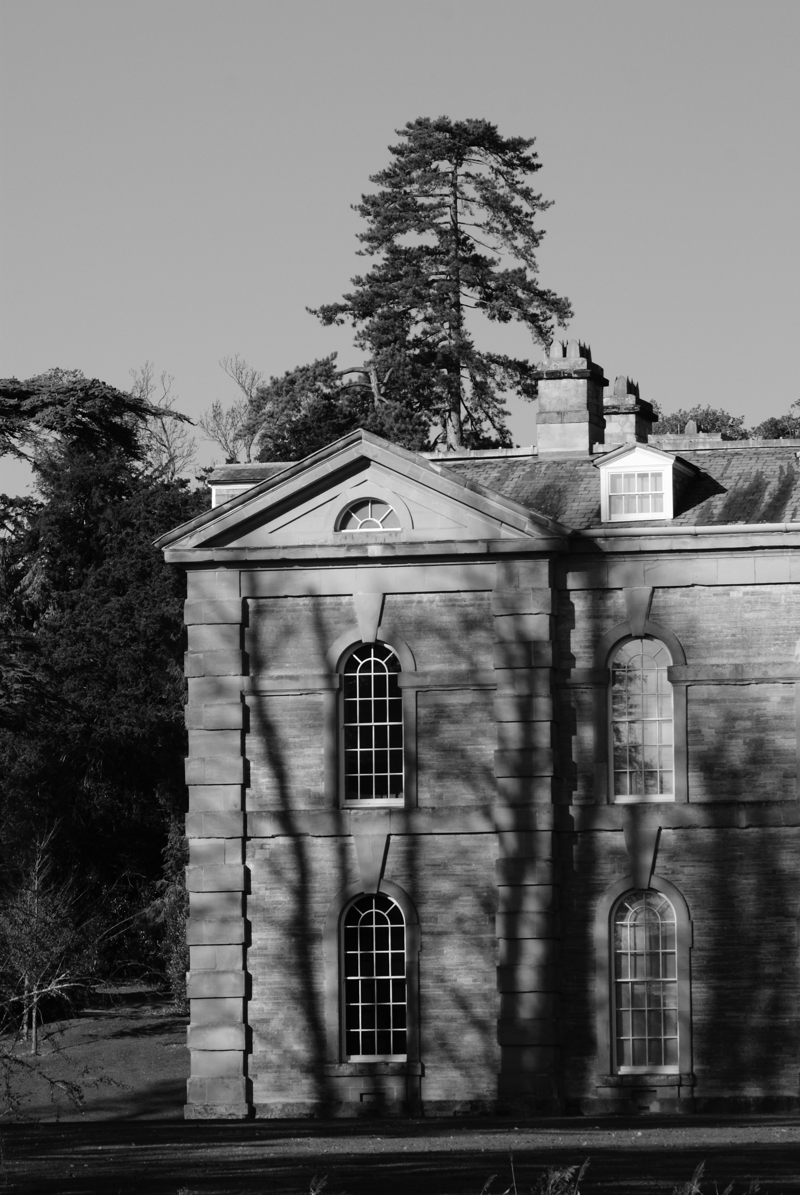 An 18thC mansion at Compton Verney