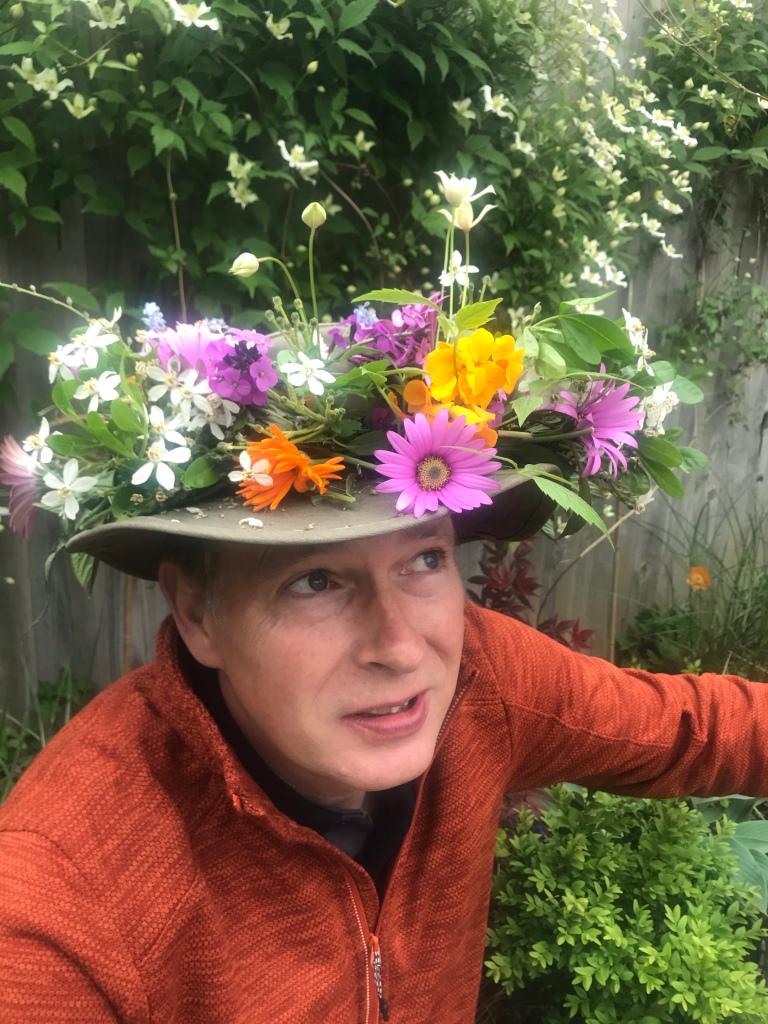 Floral Crown #floralcrown