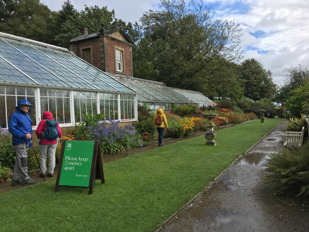 Wallington Walled Garden Glasshouse and Owl House